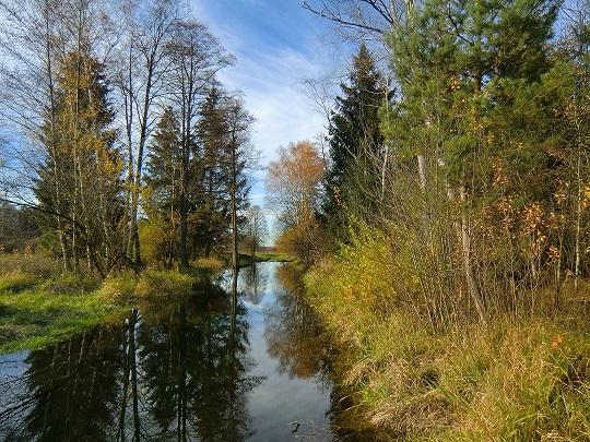Grossansicht in neuem Fenster: Blick Richtung Zillhamer See